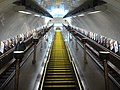 Escalators, St John's Wood tube station - geograph.org.uk - 728386.jpg