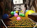 Escalinata de Sant Martí a Girona Temps de Flors.JPG