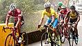 Escapada etapa 4 Vuelta a Colombia 2017.jpg