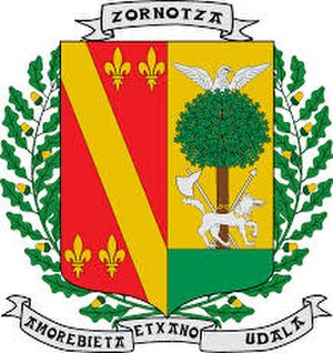 Amorebieta-Etxano - Image: Escudo amorebieta