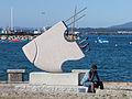 Escultura no Grove - Cavalier - Emin Petrosyan - Galiza 139.jpg