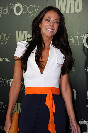 "Esther Anderson (Australian actress) - Anderson at Who Magazine's ""Sexiest People Party"" in 2011."