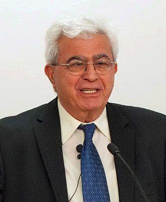 Elias Khoury - Elias Khoury at Boston University