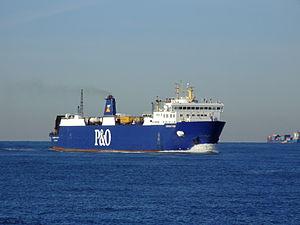 European Trader IMO 7708778 , Port of Rotterdam, Holland, 06JAN2009 pic1.JPG