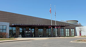 Evans, Colorado - The Evans Community Complex.