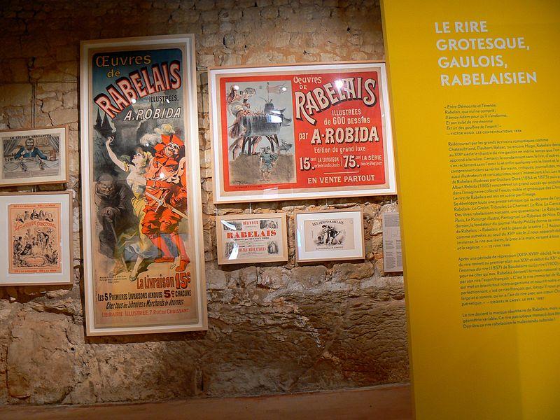 Vue des collections iconographiques
