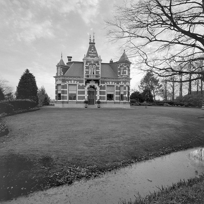 Villa gomarus in ruinerwold monument - Woonkeuken american ...