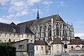 Exterior of Église Saint-Pierre de Chartres 1.jpg