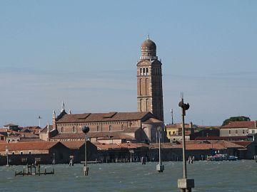 Exterior of Madonna dell'Orto-Venice-2.jpg