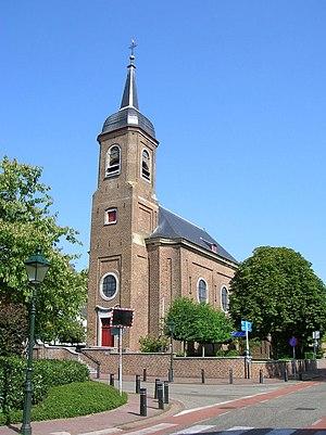 Eys - Image: Eys Agathakerk