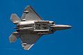 F-22 Raptor showing off its bomb bay (7674479498).jpg