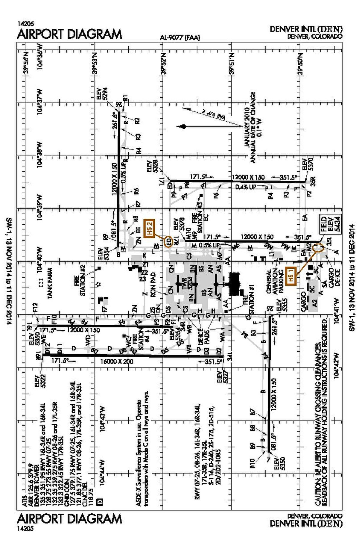 Denver International Airport Den Wiring Diagram
