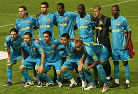 Futbol Club Barcelona 2007-2008 - Wikipedia
