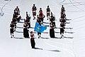 FIL 2012 - Arrivée de la grande parade des nations celtes - Banda de gaitas Candas.jpg