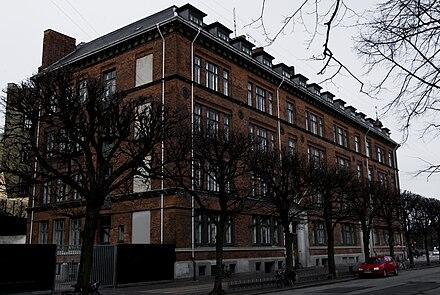 københavns postbudes alderdomshjem frederiksberg
