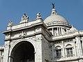 Facade of Victoria Memorial - Kolkata - India - 01 (12249086185).jpg