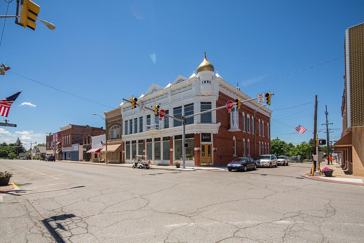 Fairmount Indiana Wikipedia