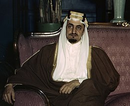 Faisal of Saudi Arabia - 1943.jpg