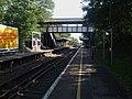 Falconwood station look east.JPG