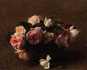 Fleurs roses (Rosario)