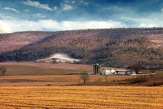Granville Township, Bradford County, Pennsylvania Township in Pennsylvania, United States