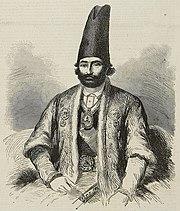 Farouk Khan 1857 The Illustrated London News