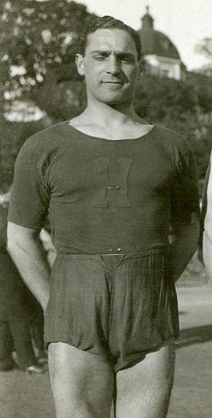 Fausto Acke - Acke in 1919