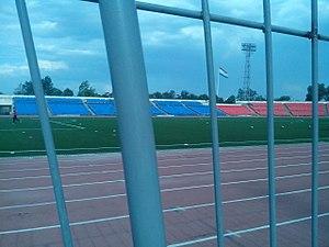 Pamir Stadium - Image: Fc Istiklol