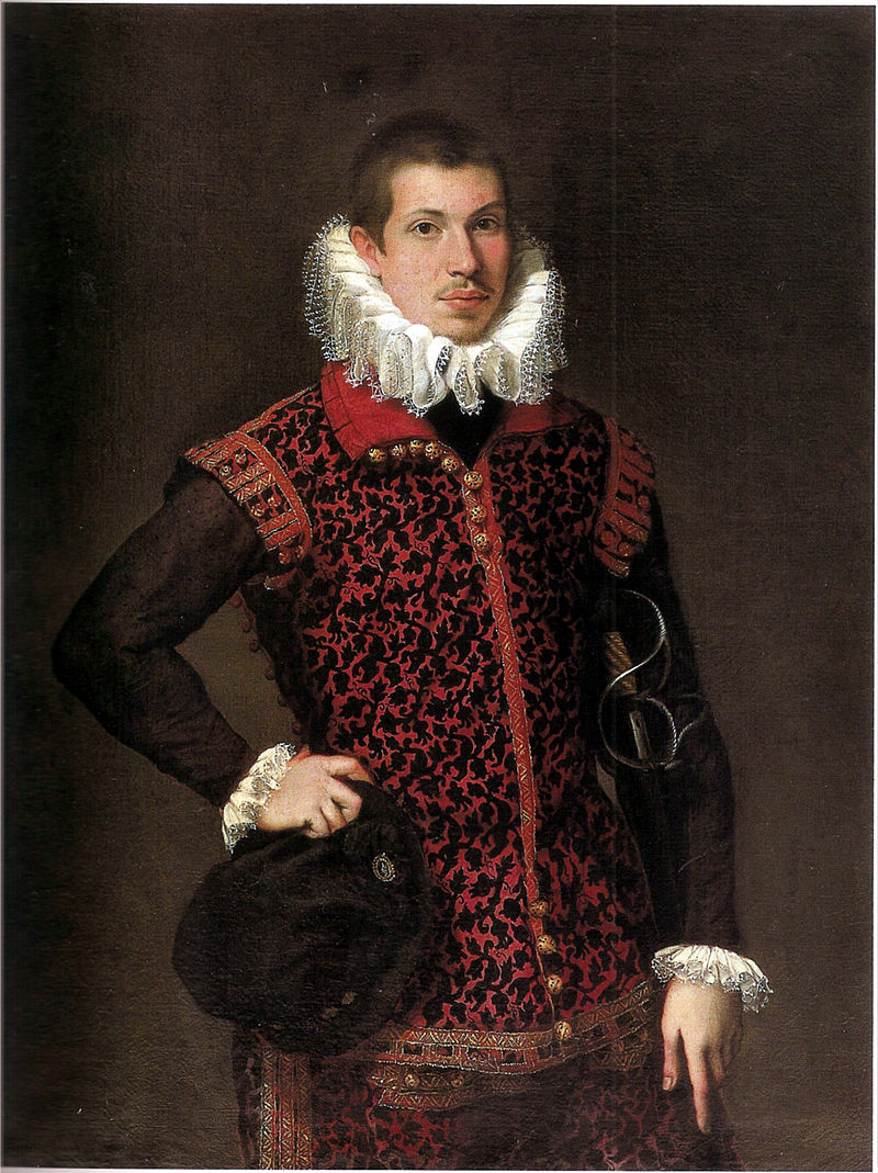 Картинки по запросу federico barocci portrait