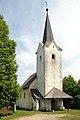 Feistritz im Rosental Filialkirche hl. Kreuz - Todesangstkapelle 08052007 03.jpg