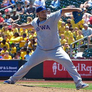Felipe Paulino Dominican-Venezuelan baseball player