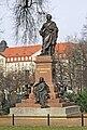 Felix Mendelssohn Bartholdy Denkmal Leipzig 2011.jpg