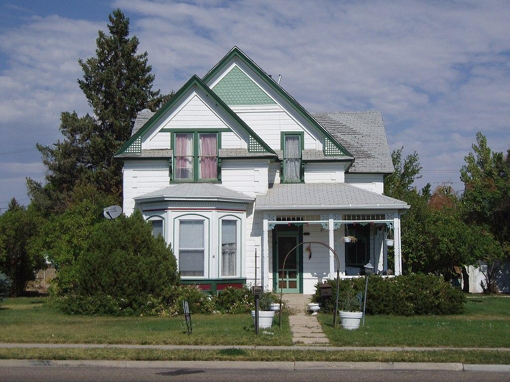 File fenn bullock house vernal wikimedia commons for Building a house in utah