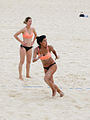 Festival of the Winds, XV - Beach volleyball - Bondi Beach, 2013.jpg