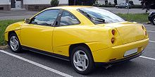 Fiat Coupé rear 20090604.jpg