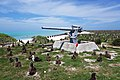 Figure 52- 3-Inch Anti-Aircraft Gun (Property No. E-1), Midway Atoll, Eastern Island (April 16, 2015) (25494364143).jpg