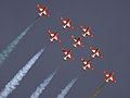 File photo of IAF's Surya Kiran Aerobatic Team (SKAT) which would be performing in China from 04 November to 09 November 08 (1).jpg