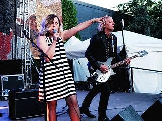 Filthy Friends alternative rock supergroup