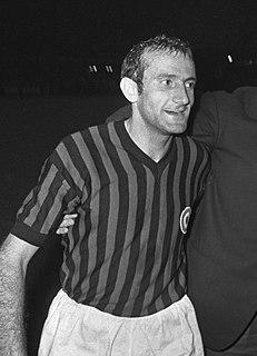 Giovanni Lodetti Italian footballer