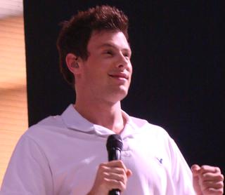Finn Hudson Fictional character from the Fox series Glee