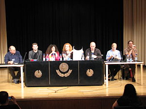 Finncon - Image: Finncon 2007 panel