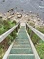 Fishermen's steps - geograph.org.uk - 838129.jpg