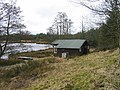 Fishing Lodge at Blackaburn Lough - geograph.org.uk - 117207.jpg