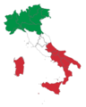 Flag map of Italy with regions.png