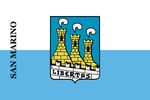 Flag of City of San Marino