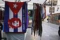 Flag of Cuba with Che.jpg