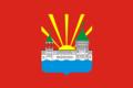 Flag of Dzerzhinsky (Moscow oblast).png