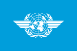 Flag of ICAO.svg