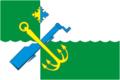 Flag of Podporozhsky rayon (Leningrad oblast).png