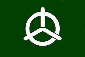 Tobe, Ehime - Image: Flag of Tobe Ehime
